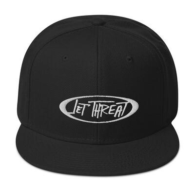 Jet Threat Snapback Hat