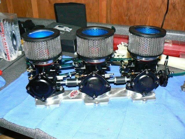 Inland Jet Billet Carburetor Manifold 44/46/48mm Kawasaki Ultra 150 STX-R ZXI 1100 STX 1100