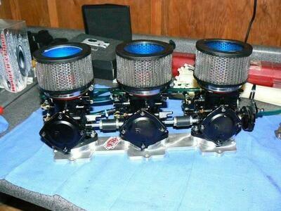 Inland Jet Carburetor Kit 44/46/48mm Kawasaki 1100 ZXI/STX STX-R Ultra 150