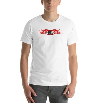 ATVParts.Biz Red Flame Short-Sleeve Unisex T-Shirt