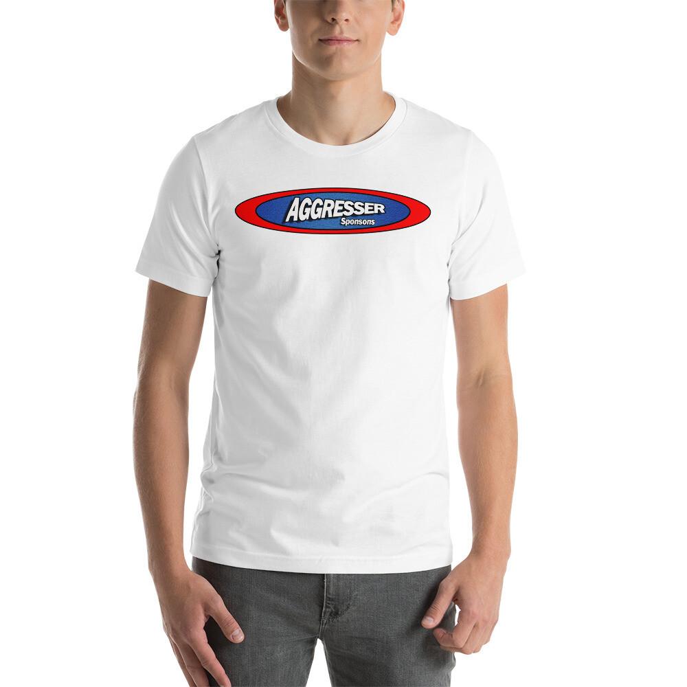AGGRESSER Sponsons Short-Sleeve Unisex T-Shirt