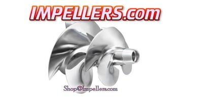 Doublestack Impeller Sea Doo Challenger 260HP/255 Speedster 260/255 SINGLE ENGINE jet boat 159mm