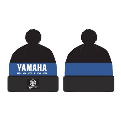D'COR YAMAHA BEANIE STRIPE BLACK/BLUE