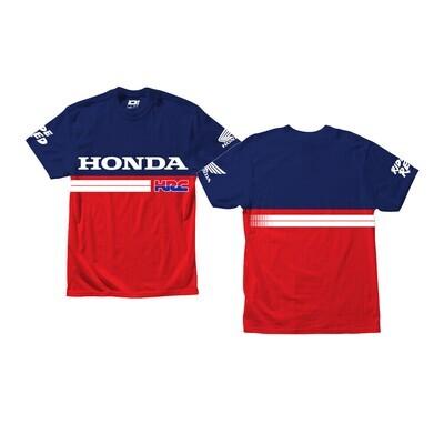 D'COR Honda HRC TSHIRT NAVY