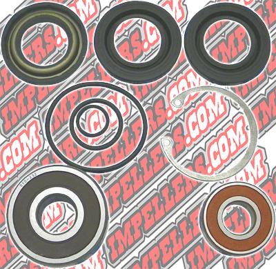 Jet Pump Repair kit Kawasaki STXR, STX-12F 05-07, STX 15F 05-15, Ultra LX 07-10
