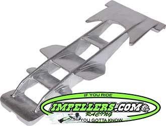 R&D Jet Ski Intake Grate 440/550cc JS/SX scoop grate 20-1360