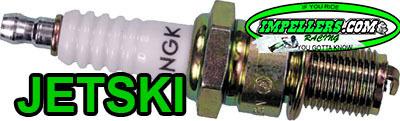 NGK CR9EK Spark Plug Kawasaki Jet Ski 12F 15F 04-15 Ultra LX 07-15