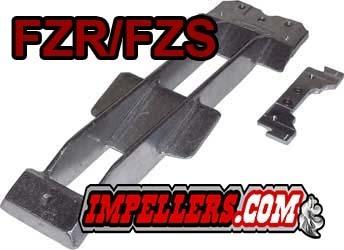 R&D Yamaha FZR/FZS Intake Grate