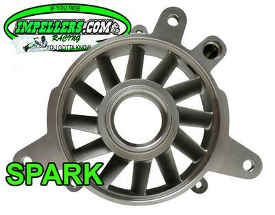 Solas SPARK Race pump 12 vane stator & Cone SK-SV-140/75