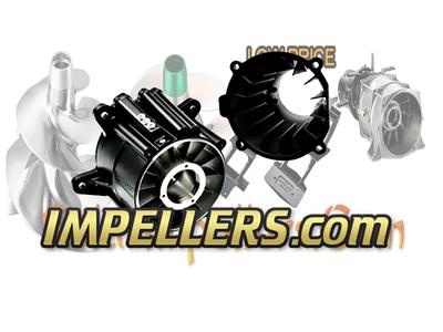 Solas Pump Sea Doo 14 Vane Pump & Nozzle Combo RXP/RXT/GTX 260