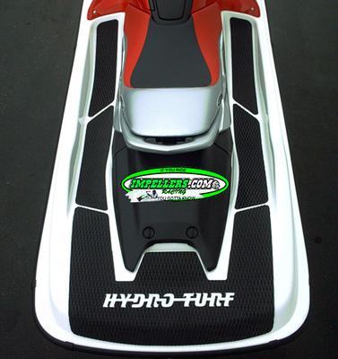 Hydro Turf Mats Honda Aquatrax Mat R-12 R-12x 7 piece black
