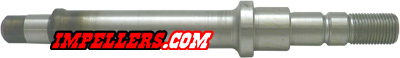 IJS Kawasaki Jet Ski Pump Shaft Ultra 130 01-04, Ultra 150 00-05