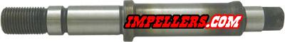 IJS Jet Ski Pump Shaft 750ZXI, 900ZXI, 1100cc 00-06, STX-12F 03-06, STX-15F 2004-06