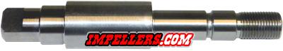 IJS Kawasaki Pump Shaft Ultra 250 07-08, Ultra 260 09, ULTRA LX 07-08, Ultra LX 3