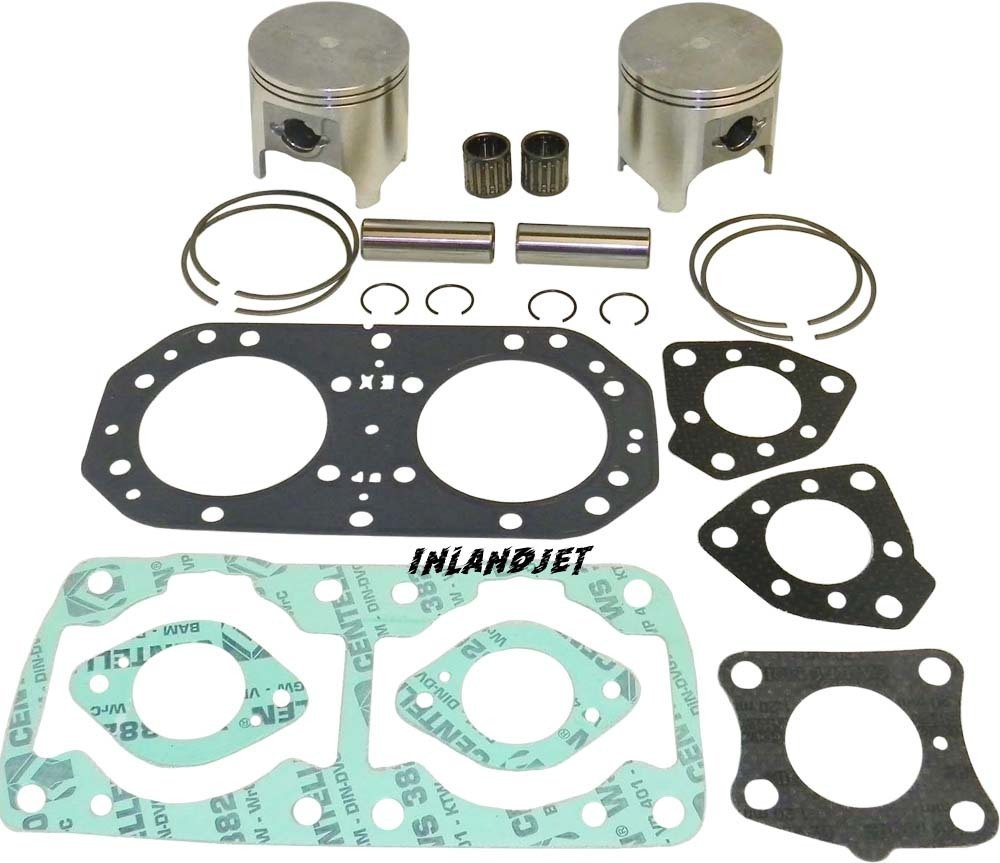 Jet Ski Piston Kit 750cc BIG pin 22mm