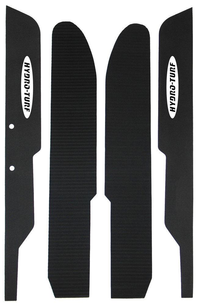 Hydro Turf Kawasaki X2 Mat Kit Black 4 piece