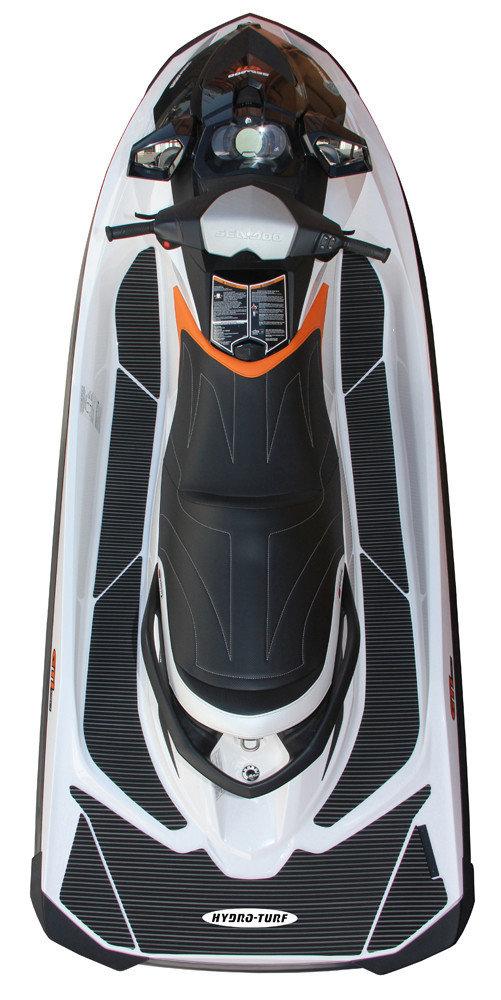 Mat Kit SeaDoo GTI Black