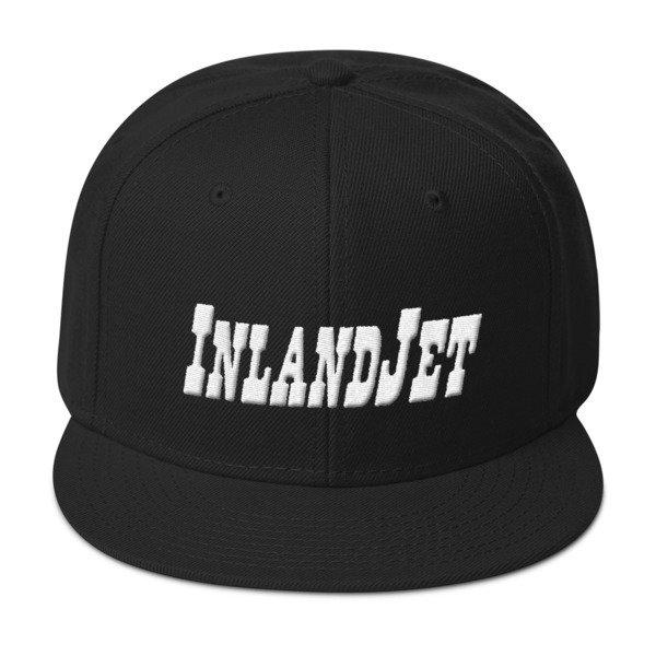 InlandJet Regulator Snapback Hat