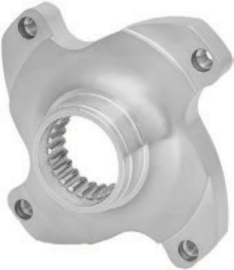 Durablue Aluminum Sprocket Hubs Suzuki LTR450 06-14