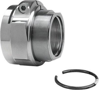 Durablue Posi Lock Aluminum Nuts Honda