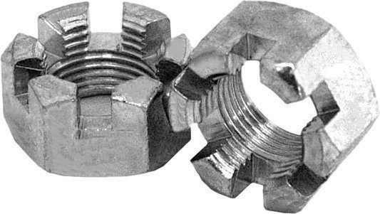 Axle End Nuts