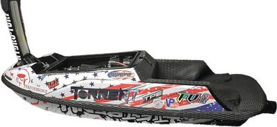 HydroTurf Side Rail Mats Stand Up Jet Ski