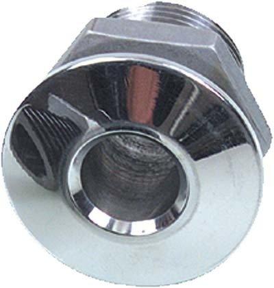 Inland Jet Bow Eye Bushing Polished Aluminum