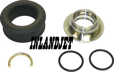 InlandJet Drive Shaft Carbon Seal Rebuild Kit Sea Doo