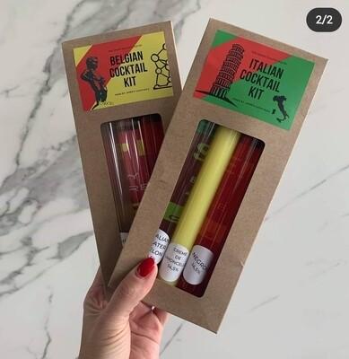 Italian Cocktail Kit
