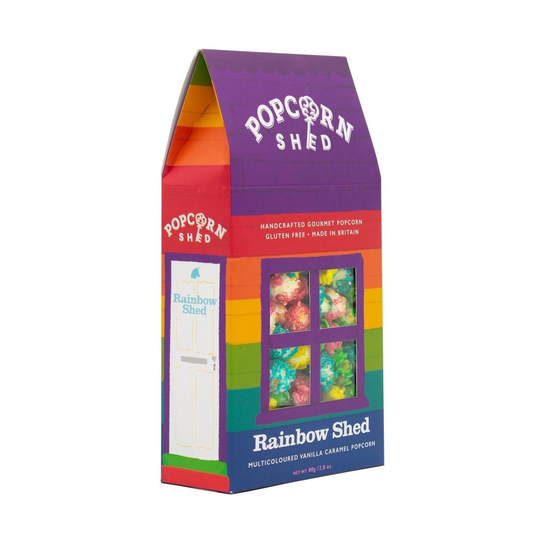 RAINBOW POPCORN SHED