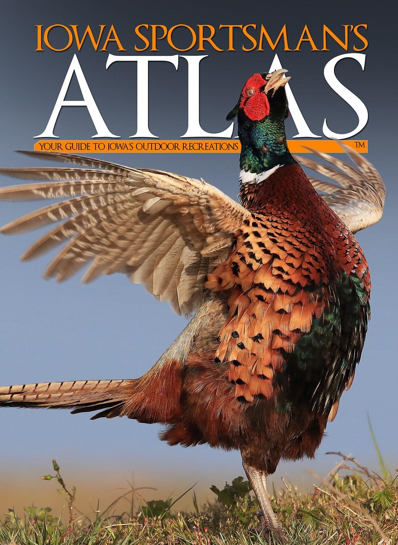 Iowa Sportsman's Atlas - 2020 Edition