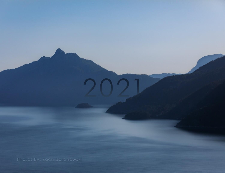 2021 Photo Calendar