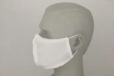 Mund-Nasen-Maske, 2-lagig, wiederverwendbar