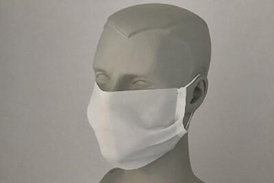 Falten-Maske MNM wiederverwendbar Doppelpack