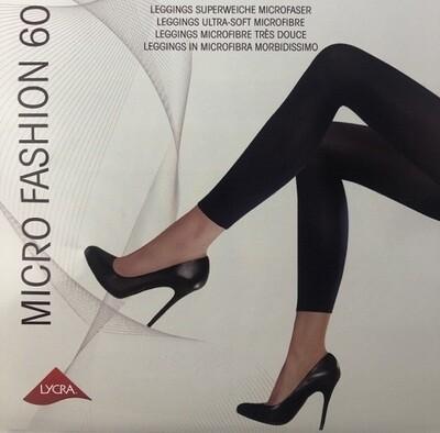 Damen Leggings 60 DEN, auch Übergröße