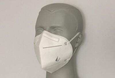 FFP2-Masken Basic inkl. Kopfhaken 5 Stk. CE 2233