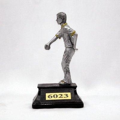 """פסלון רזין פטנק ג.20 ס""""מ כולל הקדשה"""