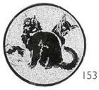 עיצוב מוטבע חתולים