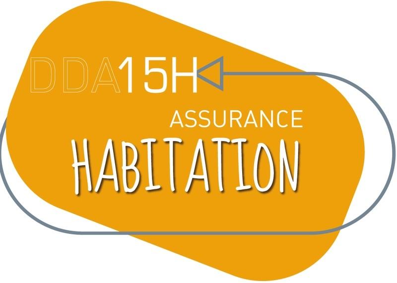 PACK 15 heures Assurance Habitation