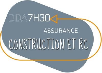 PACK 7H30 Assurance Construction et Responsabilité Civile Professionnelle