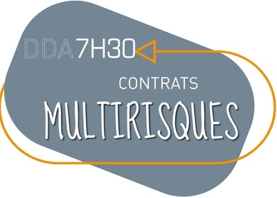 """PACK 7H30 Contrats """"multirisques"""""""