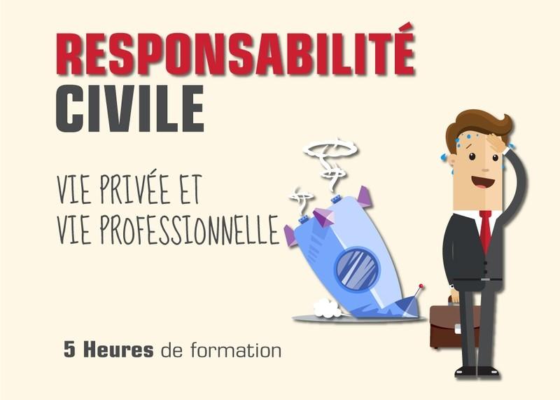 L'assurance Responsabilité Civile Professionnelle et Vie Privée