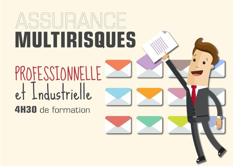 L'assurance Multirisques Professionnelle et Risque Industriel