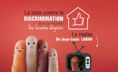 Webinar : La lutte contre la discrimination dans le secteur de l'immobilier