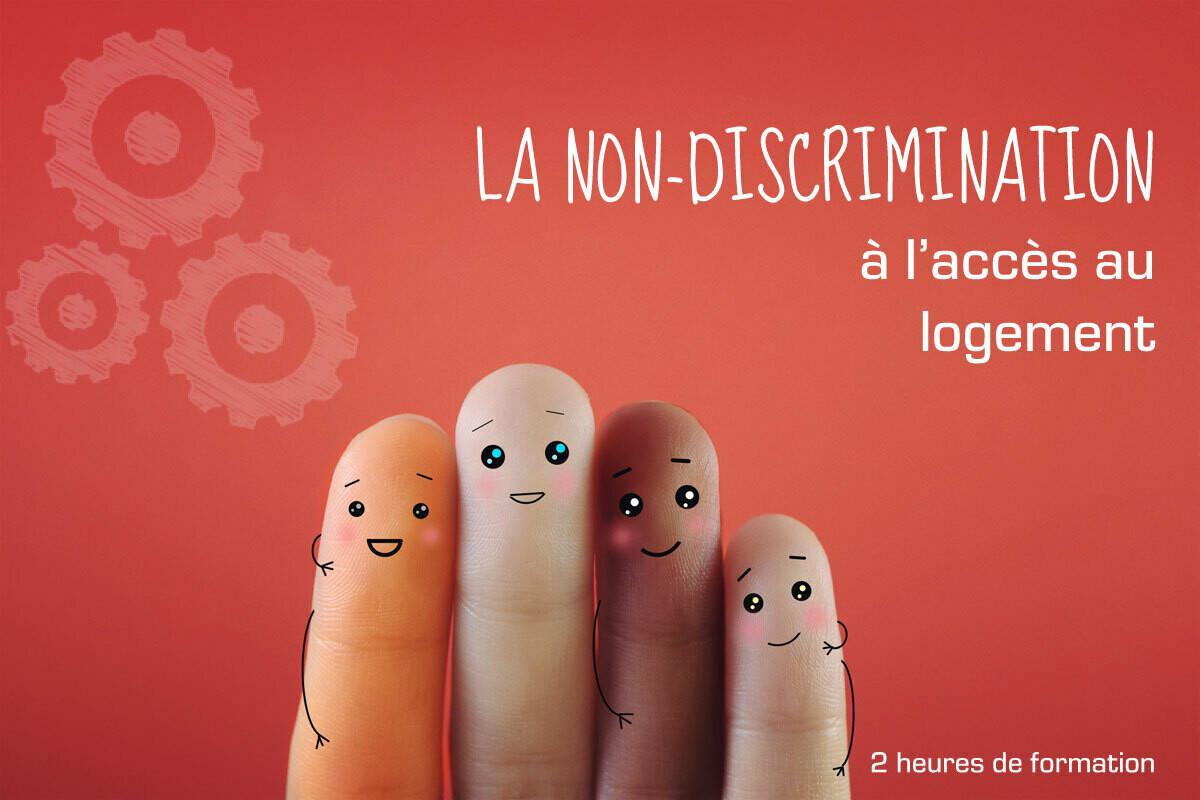 LA NON-DISCRIMINATION DANS LE SECTEUR DE L'IMMOBILIER