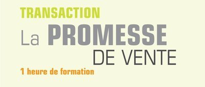 La Promesse de Vente
