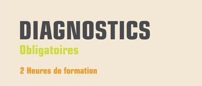 Les diagnostics obligatoires