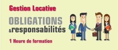 Les obligations et les responsabilités de la gestion locative