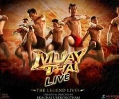 Muaythai Live Asiatique BANGKOK