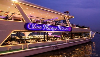 Chaophraya Princess Cruise BANGKOK